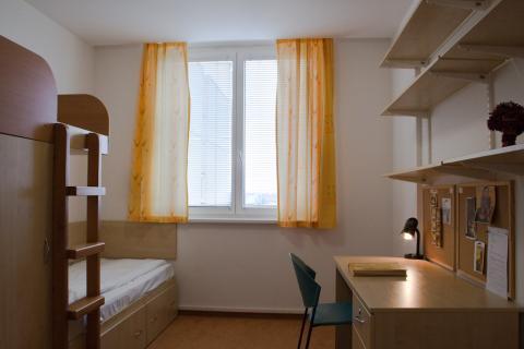 Dormitory shared room