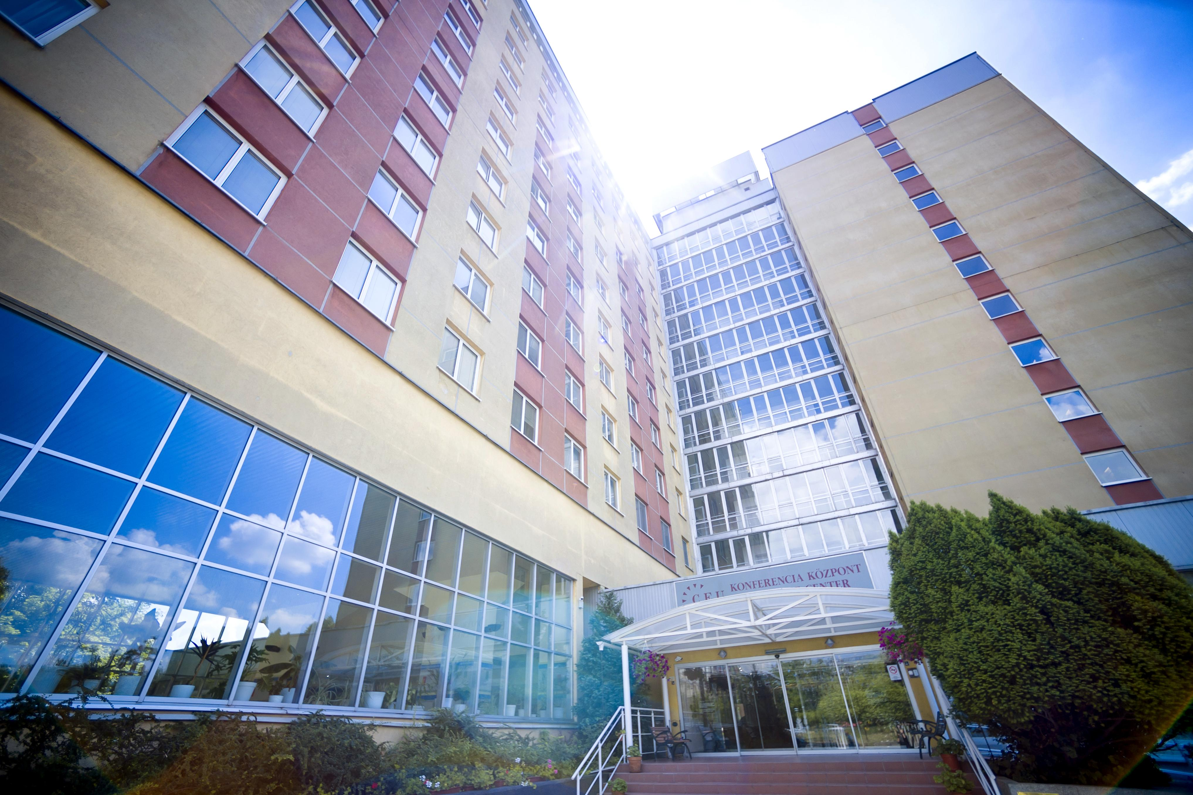 CEU Dormitory building