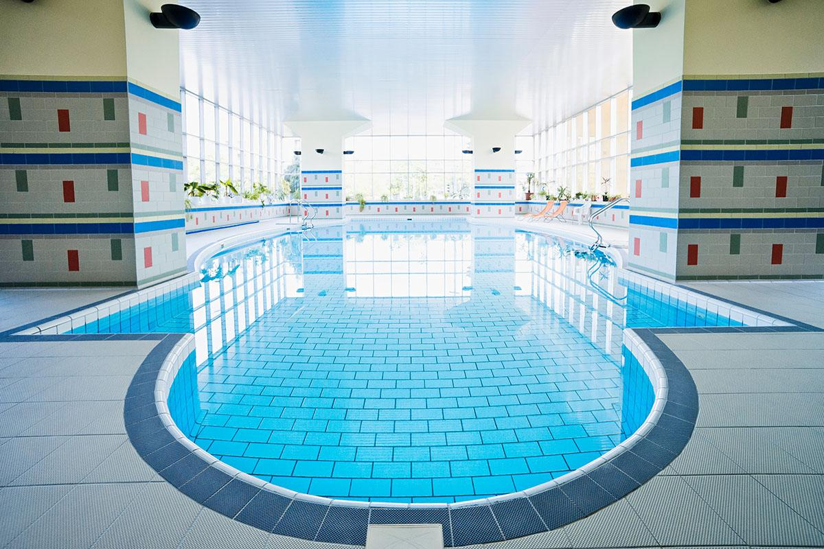 Dormitory swimming pool